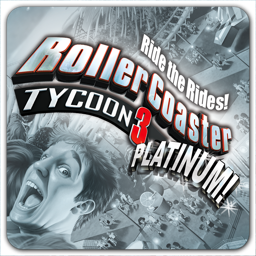 Ícone do app RollerCoaster Tycoon® 3