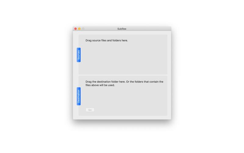 SubRee скриншот программы 1