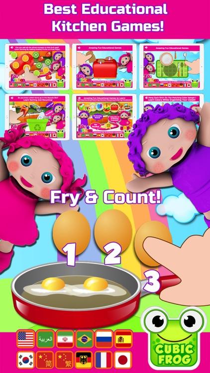 Preschool Games-Kids Learning