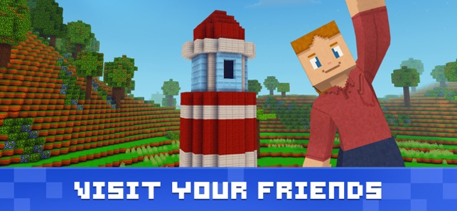 Block Craft 3D: Building Games on the App Store