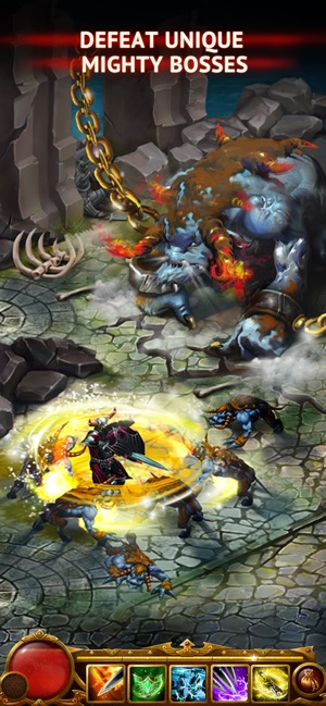How to hack Guild of Heroes: Magic Knights for ios free