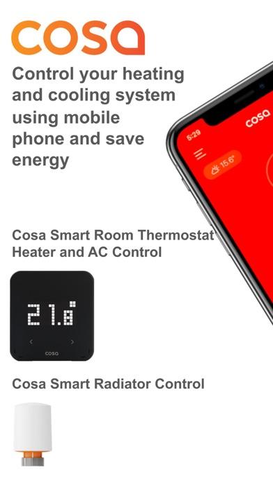 点击获取Cosa Smart Heating and Cooling