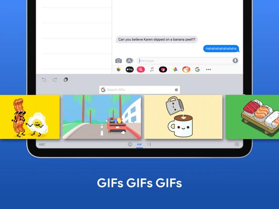 Gboard - Google キーボードのおすすめ画像4