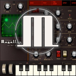 Magellan Synthesizer 2