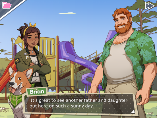 iPad Image of Dream Daddy