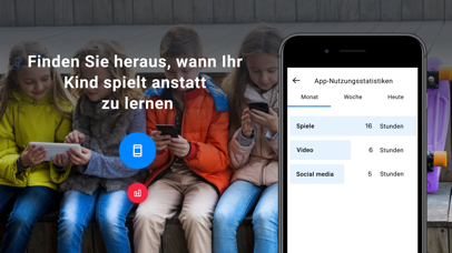 Screenshot for Find My Kids: handy ortung in Germany App Store