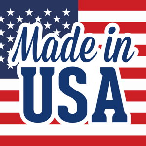Made in the USA - Stickers app