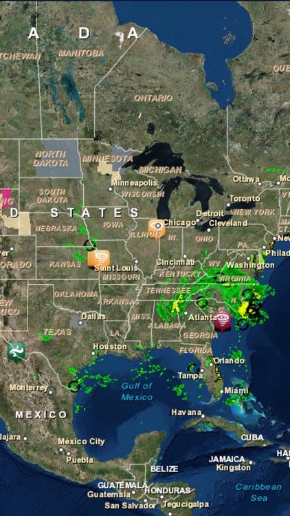 Storm Tracker Weather Radar