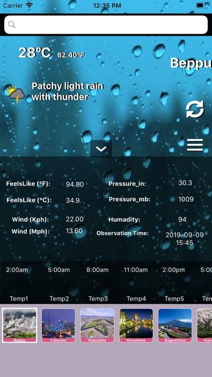 Japan Weather Forecast Updates