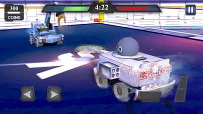 Robot Car Battle Wrestling screenshot 9