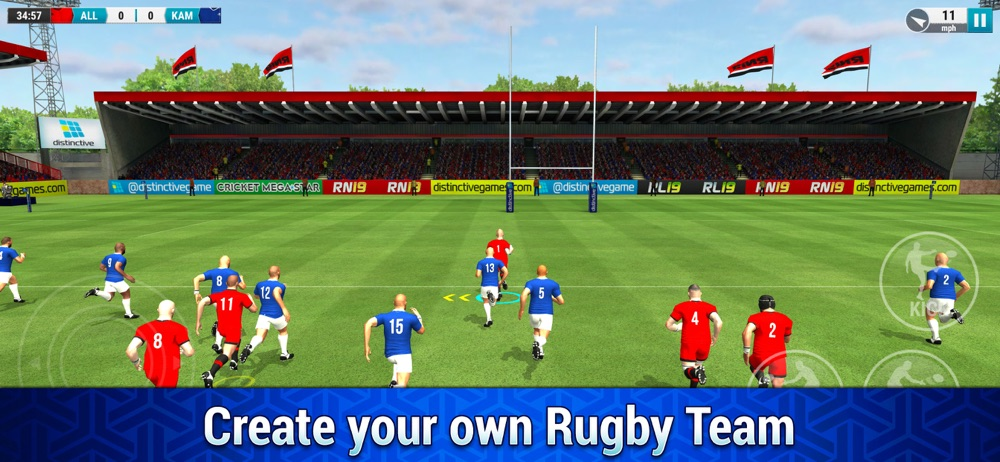 Rugby Nations 19 hack tool