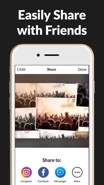 MoShow Slideshow Photo & Video screenshot-3