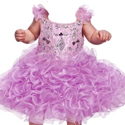 Baby Girl Suit Photo Camera