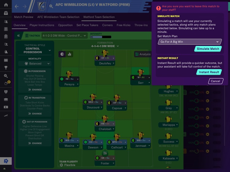 Football Manager 2020 Touch screenshot-5