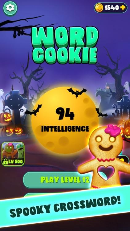 Word Cookie!