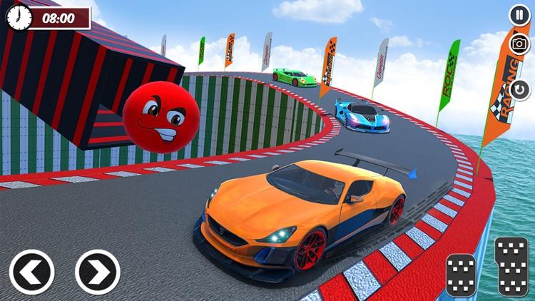 Impossible Racing Stunts screenshot-4