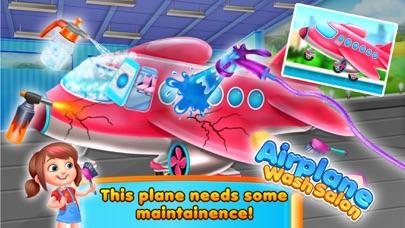 Airplane Cleaning Game Screenshot 1