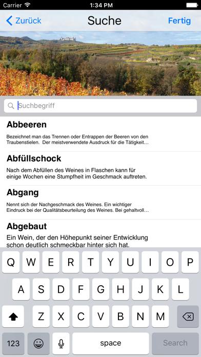 Weinlexikon ÖsterreichScreenshot von 4