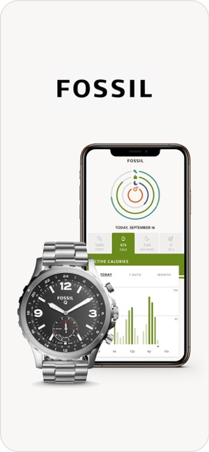 Fossil Smartwatches on the App Store