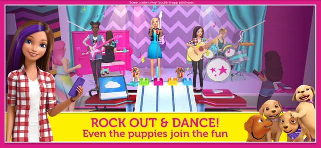 Barbie Dreamhouse Adventures on the App Store