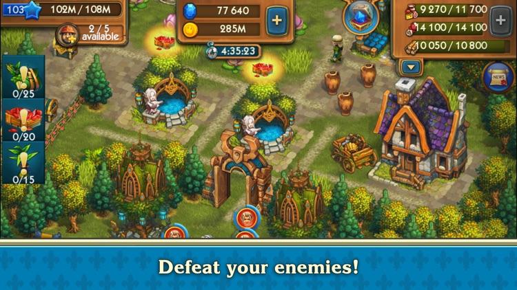 The Tribez & Castlez screenshot-3