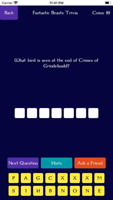 Wizard Quiz