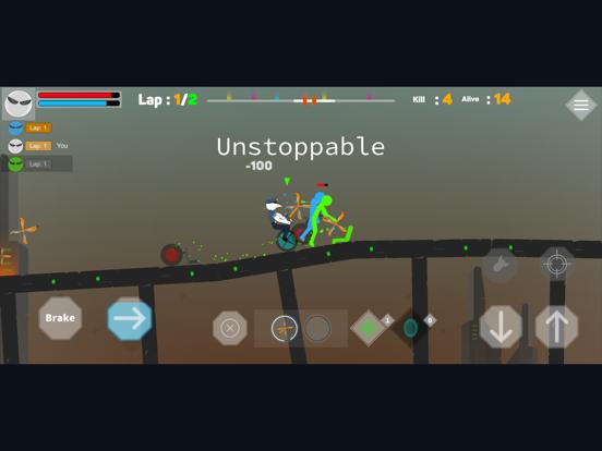 Mr Stick : Epic Survival screenshot 6