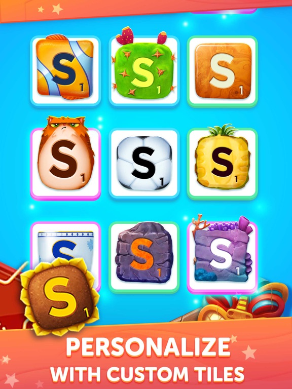 Scrabble® GO - New Word Game screenshot