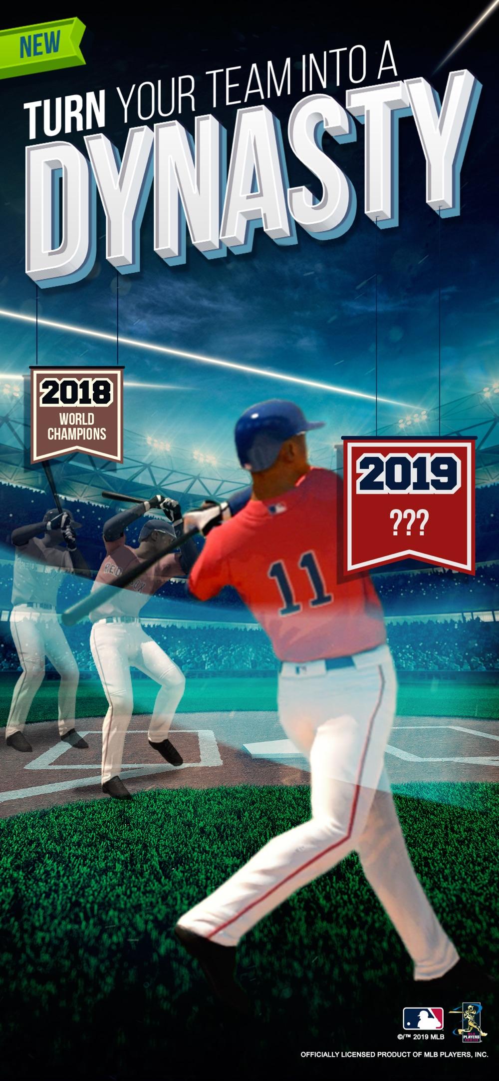 MLB Tap Sports Baseball 2019 hack tool