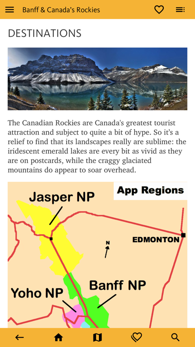 Banff & Canada's Rockies Guide screenshot 5