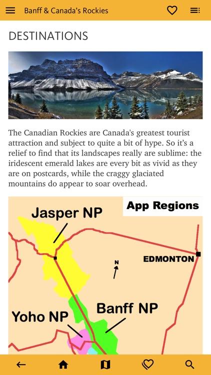 Banff & Canada's Rockies Guide screenshot-4