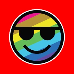 Rainbow Emoji Stickers