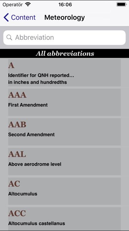 AviationCode screenshot-4