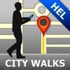 Helsinki Map & Walks (F)