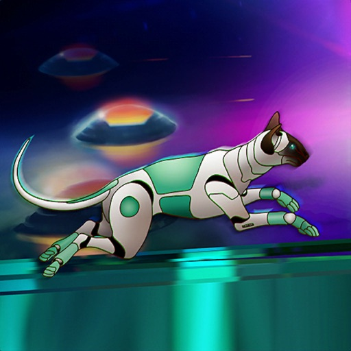 Cybercat: Space Runner