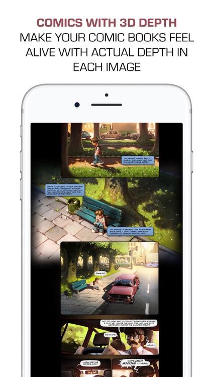 Nanits: Best Comic Book Reader screenshot-3