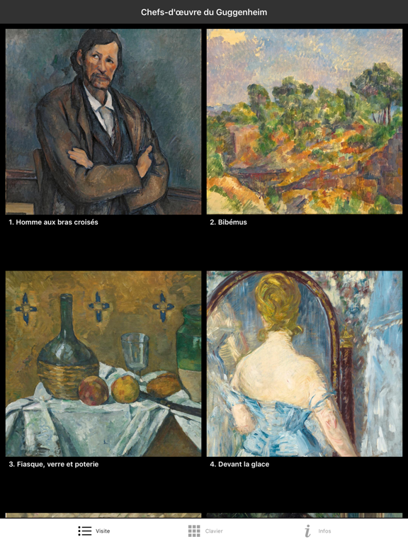 Masterpieces from Guggenheim screenshot 7