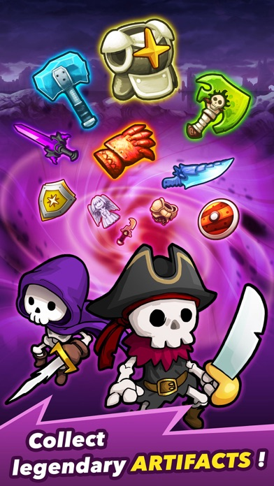 Download Crush Them All - Idle RPG for Android