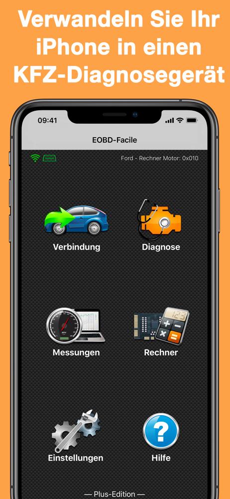 Eobd Facile Obd 2 Kfz Diagnose Revenue Download