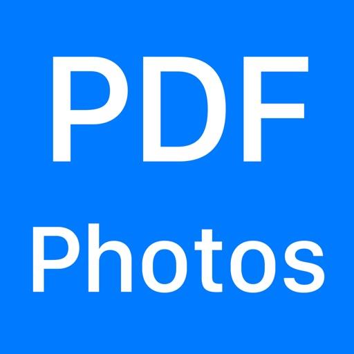 Photo to PDF Converter Scanner