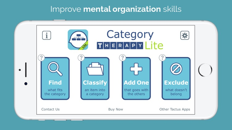 Category Therapy Lite