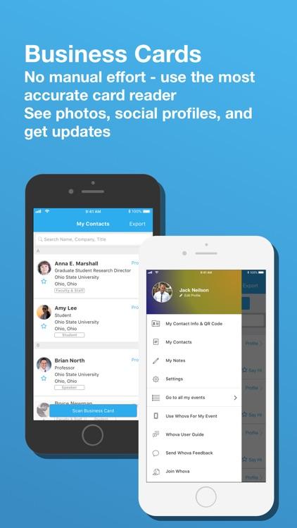 Whova - Event & Conference App screenshot-4