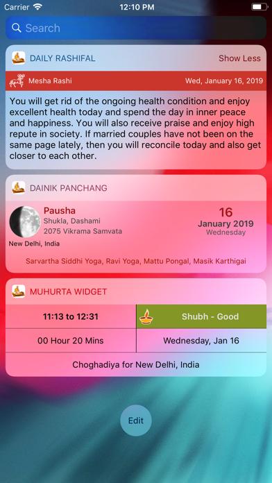 Hindu Calendar - Drik Panchang by Adarsh Apps (iOS, United