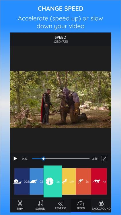 CrVid - Great video editor! screenshot-3