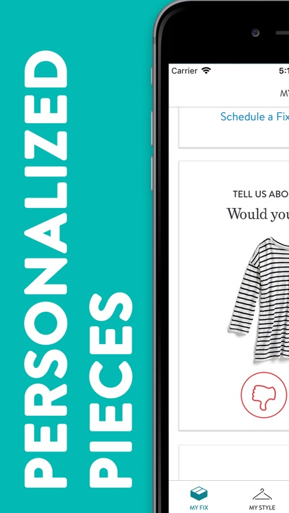 Stitch Fix: Fashion Stylist screenshot-0