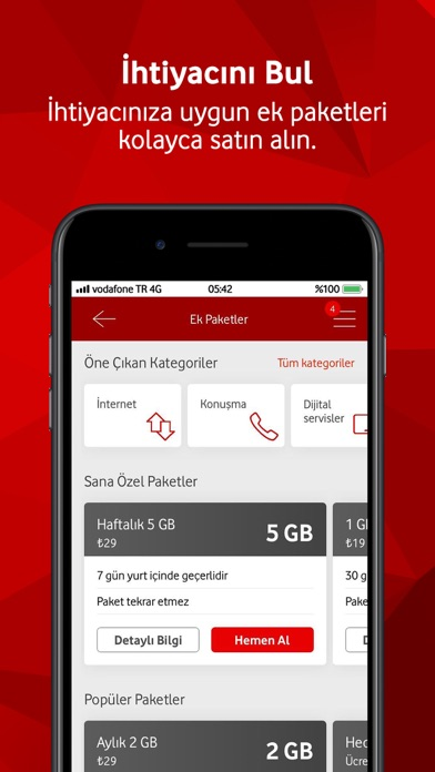 İndir Vodafone Yanımda Pc için