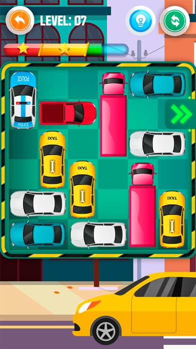 Parking Puzzle Games screenshot 2
