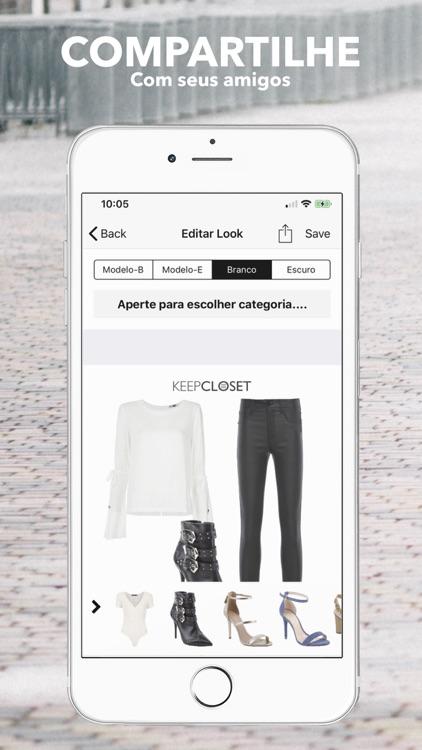 KeepCloset screenshot-4