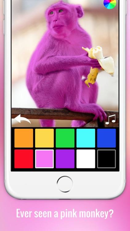 Color Zoo Lite screenshot-3