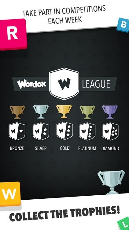 Wordox - Multiplayer word game screenshot-3